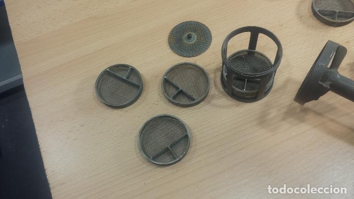 Herramientas de relojes: Aparato de lavar maquinarias de relojes, de antiguo taller de relojería, funcionando perfecta. - Foto 26 - 117398871