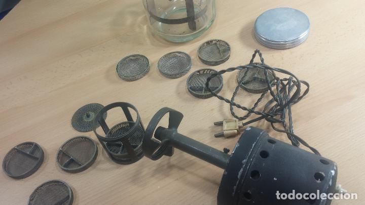 Herramientas de relojes: Aparato de lavar maquinarias de relojes, de antiguo taller de relojería, funcionando perfecta. - Foto 27 - 117398871