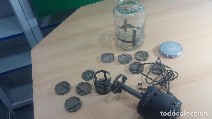 Herramientas de relojes: Aparato de lavar maquinarias de relojes, de antiguo taller de relojería, funcionando perfecta. - Foto 28 - 117398871