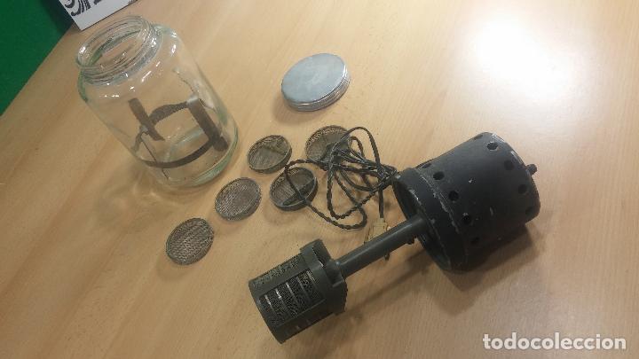 Herramientas de relojes: Aparato de lavar maquinarias de relojes, de antiguo taller de relojería, funcionando perfecta. - Foto 35 - 117398871