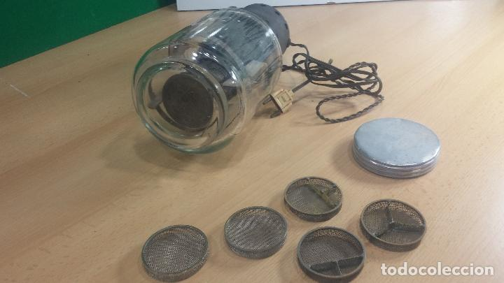 Herramientas de relojes: Aparato de lavar maquinarias de relojes, de antiguo taller de relojería, funcionando perfecta. - Foto 41 - 117398871