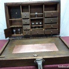 Herramientas de relojes: MALETA TALLER DE RELOJERO. Lote 118192851