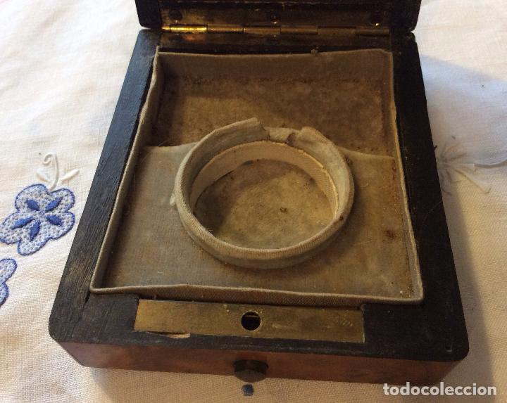 Herramientas de relojes: RELOJERA FRANCESA FINALES DEL SIGLO XIX,IDEAL COLECCIONISTAS - Foto 2 - 118735075