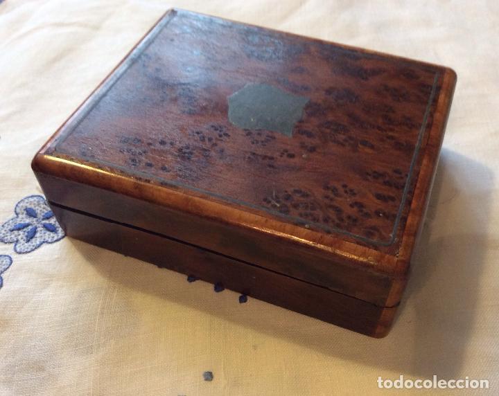Herramientas de relojes: RELOJERA FRANCESA FINALES DEL SIGLO XIX,IDEAL COLECCIONISTAS - Foto 4 - 118735075
