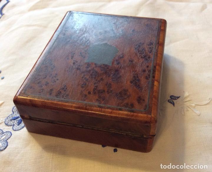 Herramientas de relojes: RELOJERA FRANCESA FINALES DEL SIGLO XIX,IDEAL COLECCIONISTAS - Foto 5 - 118735075