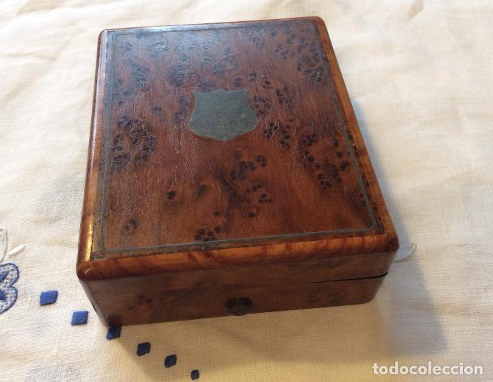 Herramientas de relojes: RELOJERA FRANCESA FINALES DEL SIGLO XIX,IDEAL COLECCIONISTAS - Foto 7 - 118735075