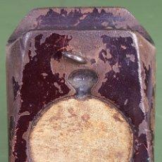 Herramientas de relojes: EXPOSITOR DE RELOJES DE BOLSILLO. MADERA LACADA. SIGLO XIX-XX. . Lote 120318807