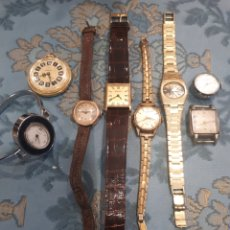Herramientas de relojes: ANTIGUOS RELOJES DE CUERDA.. Lote 121118071