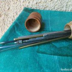 Herramientas de relojes: CONTENEDOR-PROTECTOR VARILLAS (MAX. 40 CM.). Lote 121311859