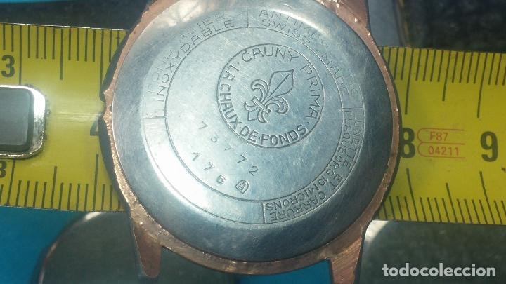 Herramientas de relojes: BOTITO LOTE RELOJERO, TAPAS CYMA, CAJAS CHAPADAS NUEVAS, CUERDAS, RELOJES AVERIADOS, ETC - Foto 53 - 121527983
