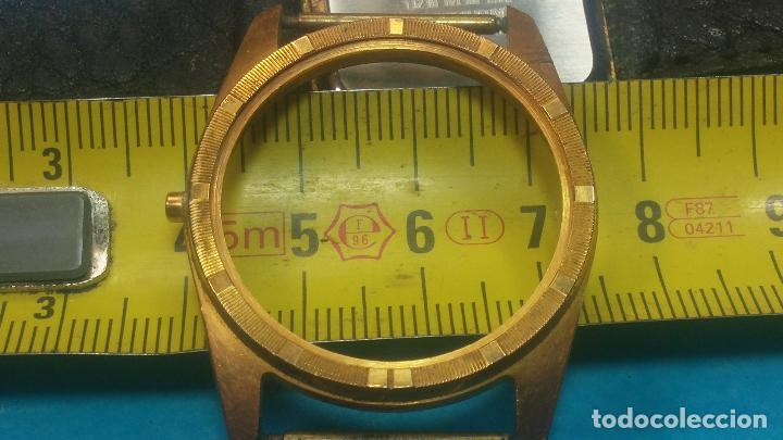 Herramientas de relojes: BOTITO LOTE RELOJERO, TAPAS CYMA, CAJAS CHAPADAS NUEVAS, CUERDAS, RELOJES AVERIADOS, ETC - Foto 56 - 121527983