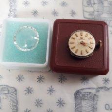 Herramientas de relojes: MAQUINARIA RELOJ OMEGA.. Lote 121544390