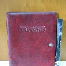 Herramientas de relojes: ANTIGUO CATALOGO DE RELOJES DUWARD. Lote 127149911