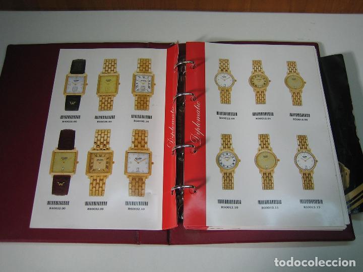 Herramientas de relojes: Antiguo catalogo de relojes Duward - Foto 3 - 127149911