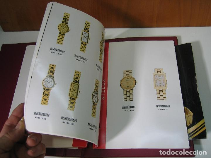Herramientas de relojes: Antiguo catalogo de relojes Duward - Foto 4 - 127149911