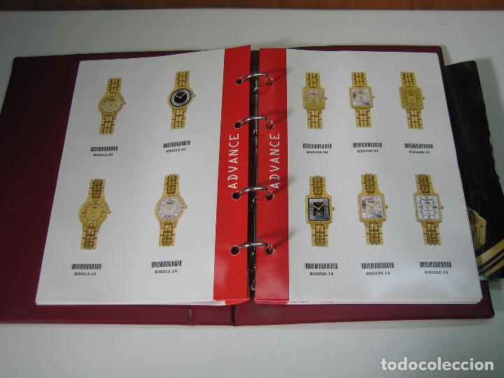 Herramientas de relojes: Antiguo catalogo de relojes Duward - Foto 5 - 127149911