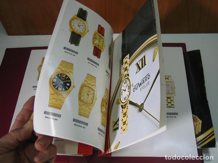 Herramientas de relojes: Antiguo catalogo de relojes Duward - Foto 6 - 127149911