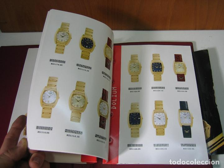 Herramientas de relojes: Antiguo catalogo de relojes Duward - Foto 7 - 127149911