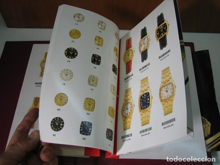 Herramientas de relojes: Antiguo catalogo de relojes Duward - Foto 8 - 127149911