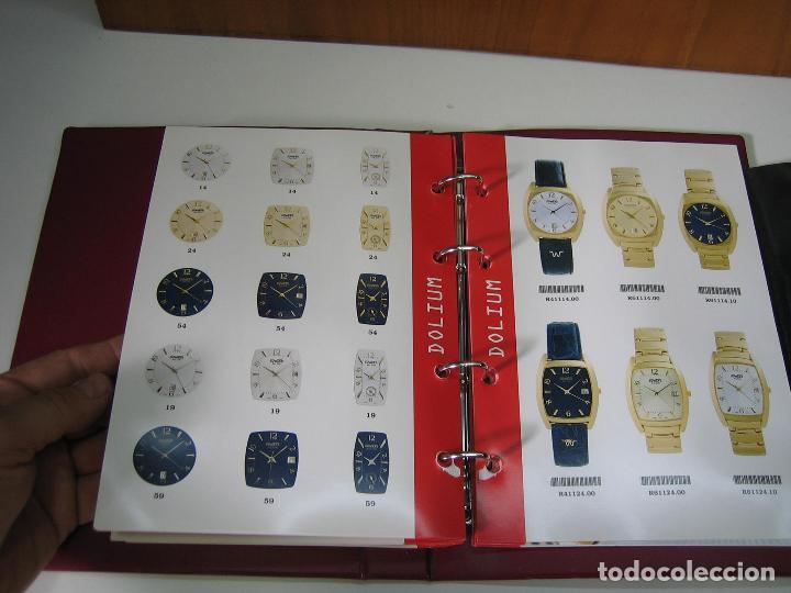 Herramientas de relojes: Antiguo catalogo de relojes Duward - Foto 9 - 127149911