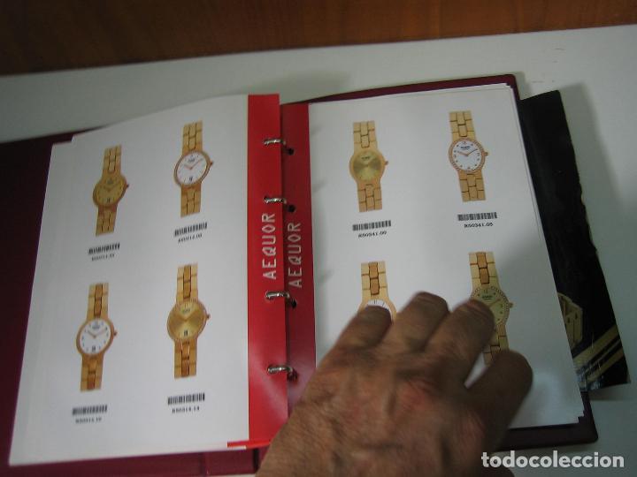 Herramientas de relojes: Antiguo catalogo de relojes Duward - Foto 10 - 127149911