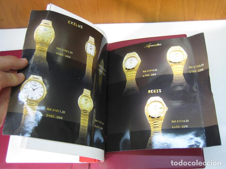 Herramientas de relojes: Antiguo catalogo de relojes Duward - Foto 11 - 127149911
