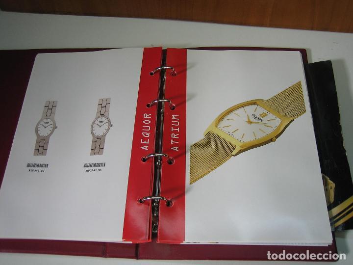 Herramientas de relojes: Antiguo catalogo de relojes Duward - Foto 12 - 127149911