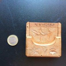 Herramientas de relojes - Antigua cajita para reloj bolsillo - 127547498