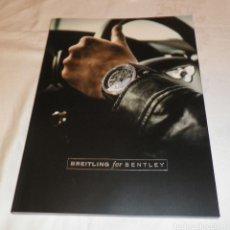 Herramientas de relojes: REVISTA BREITLING FOR BETTLEY. Lote 127679959