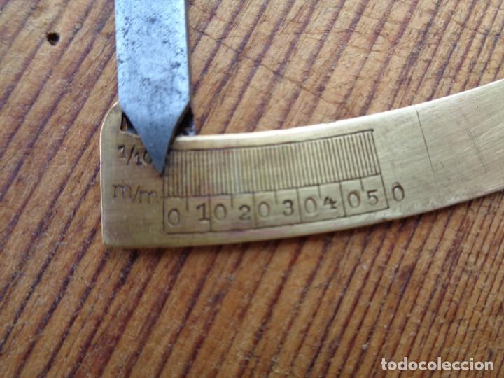 Herramientas de relojes: HERRAMIENTA DE RELOJERO, antigua aleman - Foto 2 - 131343722