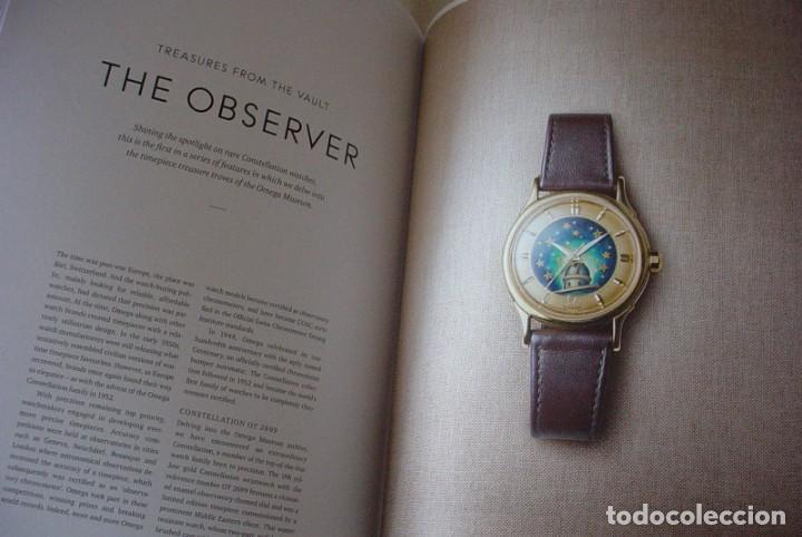 Herramientas de relojes: Revista de Relojes Omega Lifetime Issue 19, 2018 - Foto 4 - 131632802