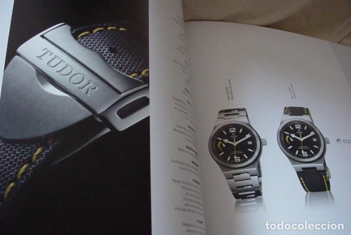 c340269338fe Herramientas de relojes  Revista Coleccion Relojes Tudor 2017 - Foto 4 -  131633786