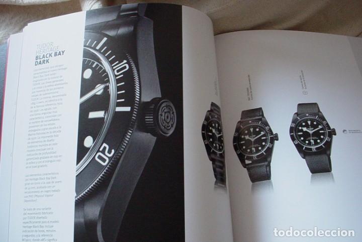 Herramientas de relojes: Revista Coleccion Relojes Tudor 2017 - Foto 5 - 200012956