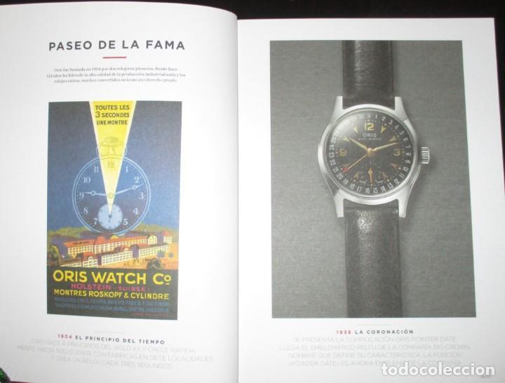 Herramientas de relojes: CATÁLOGO OFICIAL DE RELOJES ORIS 2016 / 2017. EDICIÓN NO VENAL SÓLO PARA RELOJERÍAS. - Foto 3 - 132355638