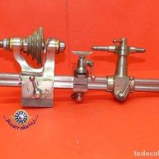 Herramientas de relojes: ,,,TORNO DE RELOJERO 6,5 MM.,,. Lote 132671402