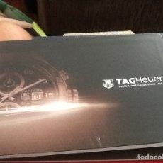 Herramientas de relojes: LIBRO TAG HEVER. Lote 134014699