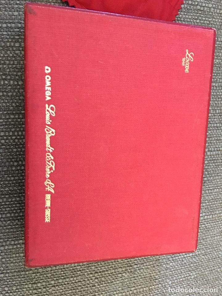 Herramientas de relojes: Caja de reloj omega de Loewe - Foto 4 - 135672422