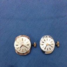 Herramientas de relojes: LOTE MAQUINARIA RELOJ OMEGA ZENITH. Lote 139895974