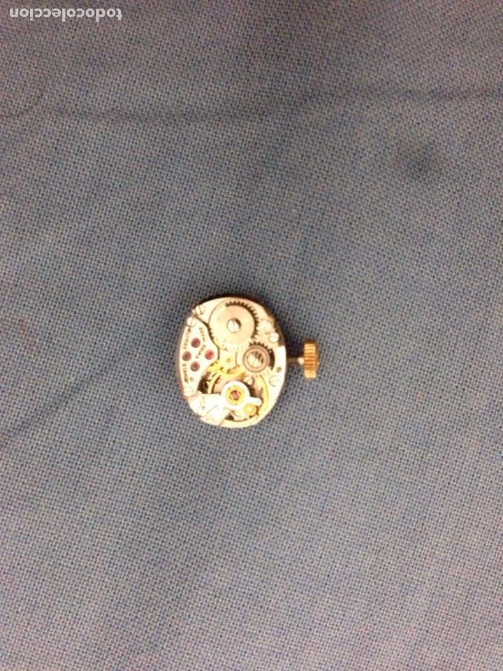 Herramientas de relojes: Lote maquinaria reloj Omega zenith - Foto 3 - 139895974