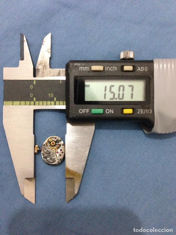 Herramientas de relojes: Lote maquinaria reloj Omega zenith - Foto 6 - 139895974