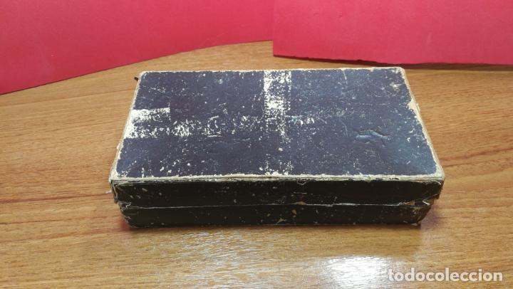 Herramientas de relojes: Caja relojera con 7 mandriles y 34 útiles para los mismos - Foto 2 - 140588122