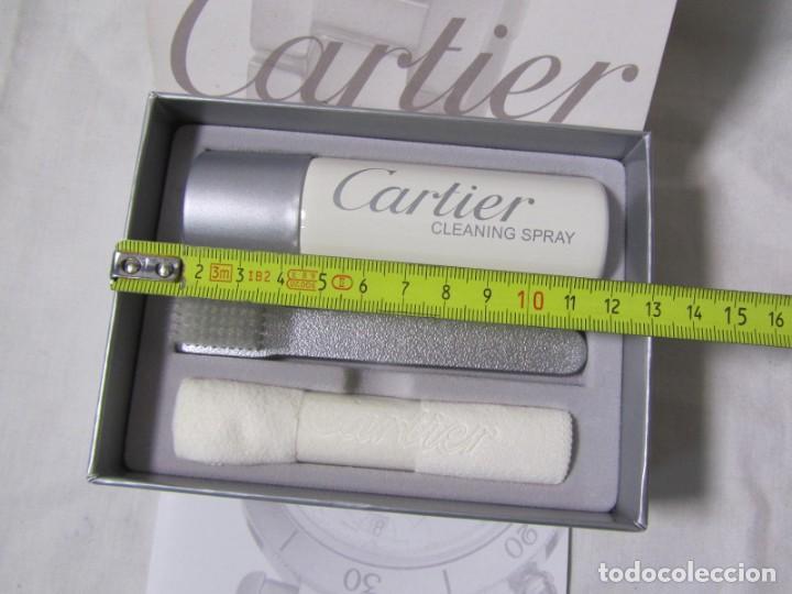Herramientas de relojes: Kit de mantenimiento para pulsera metálica de reloj Cartier - Foto 2 - 141239070