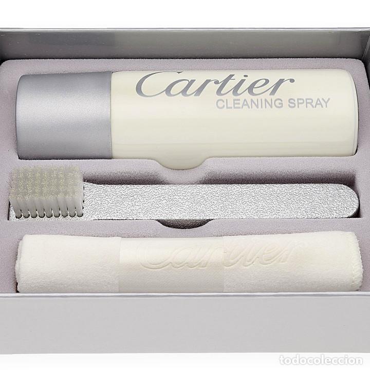 Herramientas de relojes: Cartier Set de Accesorios para limpieza de Reloj - Foto 6 - 144983242