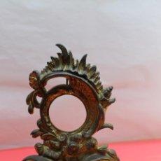 Herramientas de relojes: RELOJERA ESTILO BARROCA , ÉPOCA NAPOLEÓN III. Lote 146261466