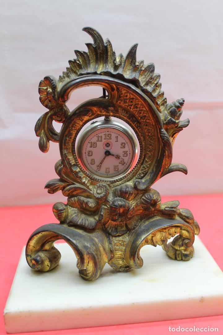 Herramientas de relojes: RELOJERA ESTILO BARROCA , ÉPOCA NAPOLEÓN III - Foto 7 - 146261466