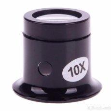 Herramientas de relojes: LUPA ELOJERO 10X. Lote 176489784