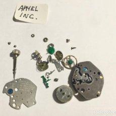 Herramientas de relojes: PIEZAS DE UN MECANISMO APHEL INC .. Lote 147676022