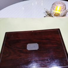 Herramientas de relojes: PRECIOSO - CAJA DE RELOJ J. TRILLA - GENEVE - SIGLO XIX - APRO. 1880. Lote 147739846