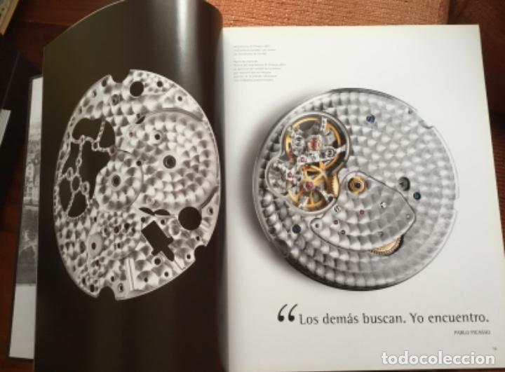 Herramientas de relojes: Libro catálogo relojes zenith perfecto estado nuevo - Foto 4 - 148609314