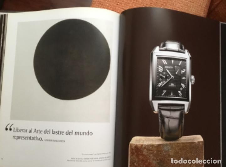 Herramientas de relojes: Libro catálogo relojes zenith perfecto estado nuevo - Foto 6 - 148609314